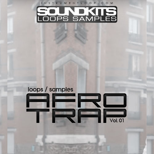 SoundKits Vol. 07 - AfroTrap