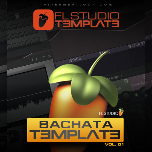 Bachata 01 - FLP Template (Flp + Multitrack)