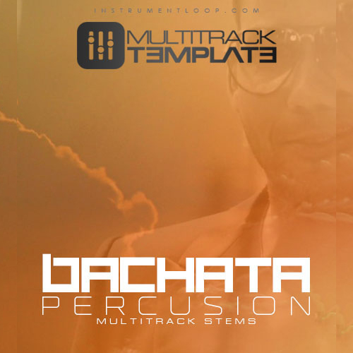 Bachata Session Percusion – Multitrack Stems Wav