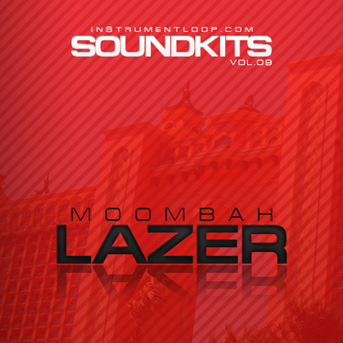 SoundKits Vol. 09 - Moombah Lazer