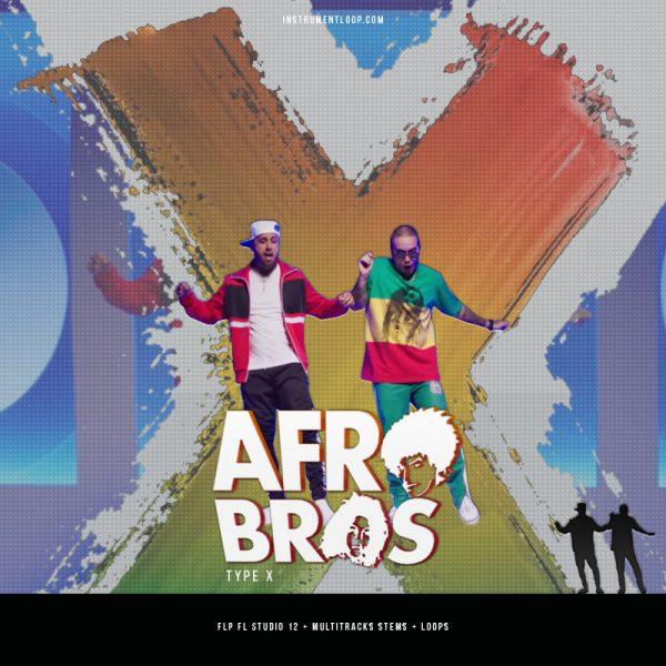 AfroBeat X Type AfroBros (Pack)